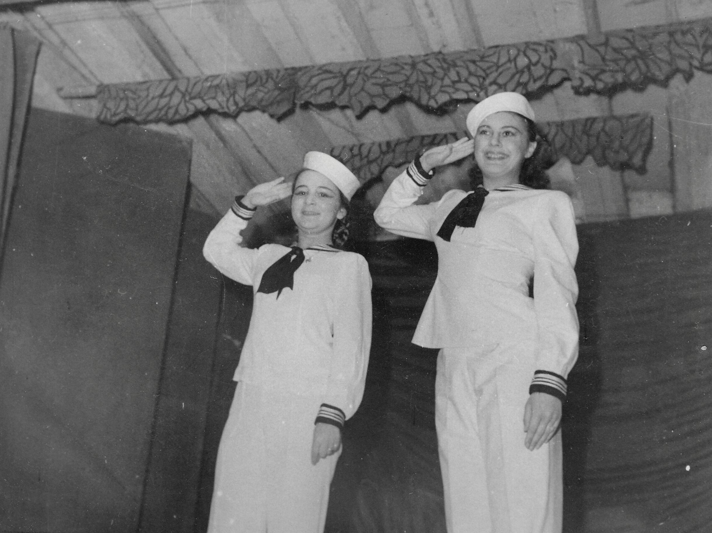Trieste concert, Sailor Dance 1950