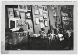 Exhibition of refugees handcraft, Trieste 1950-51