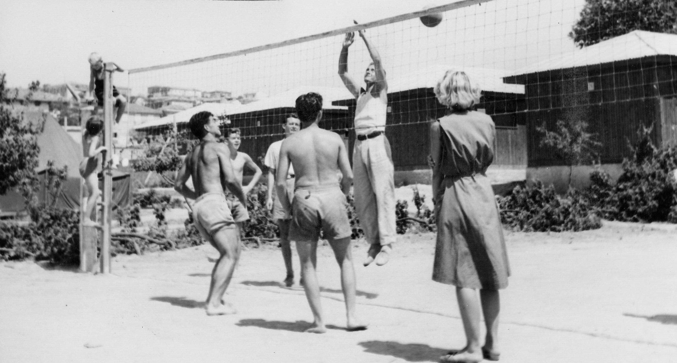 San Sabba volleyball, 1950-51