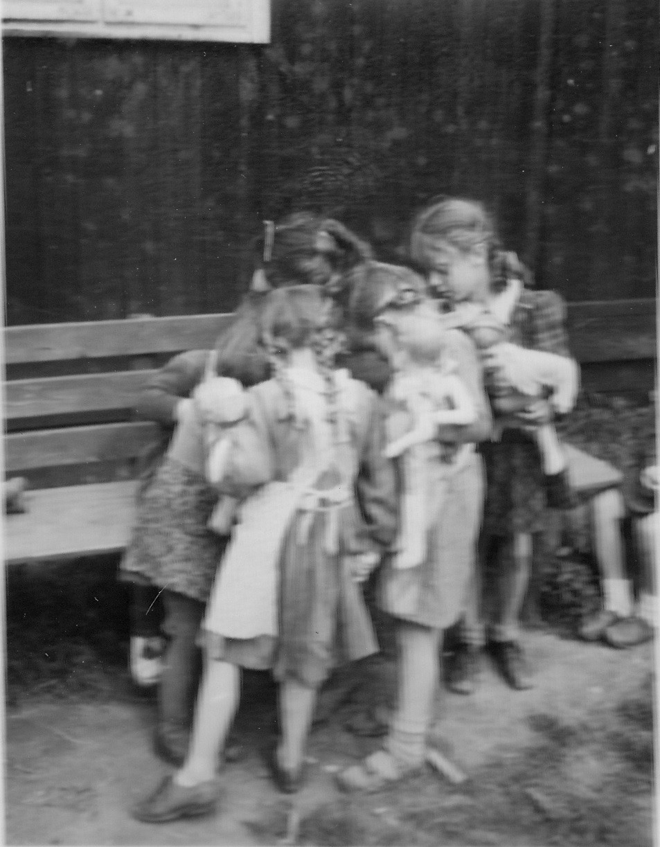 Kaphenberg camp 1949