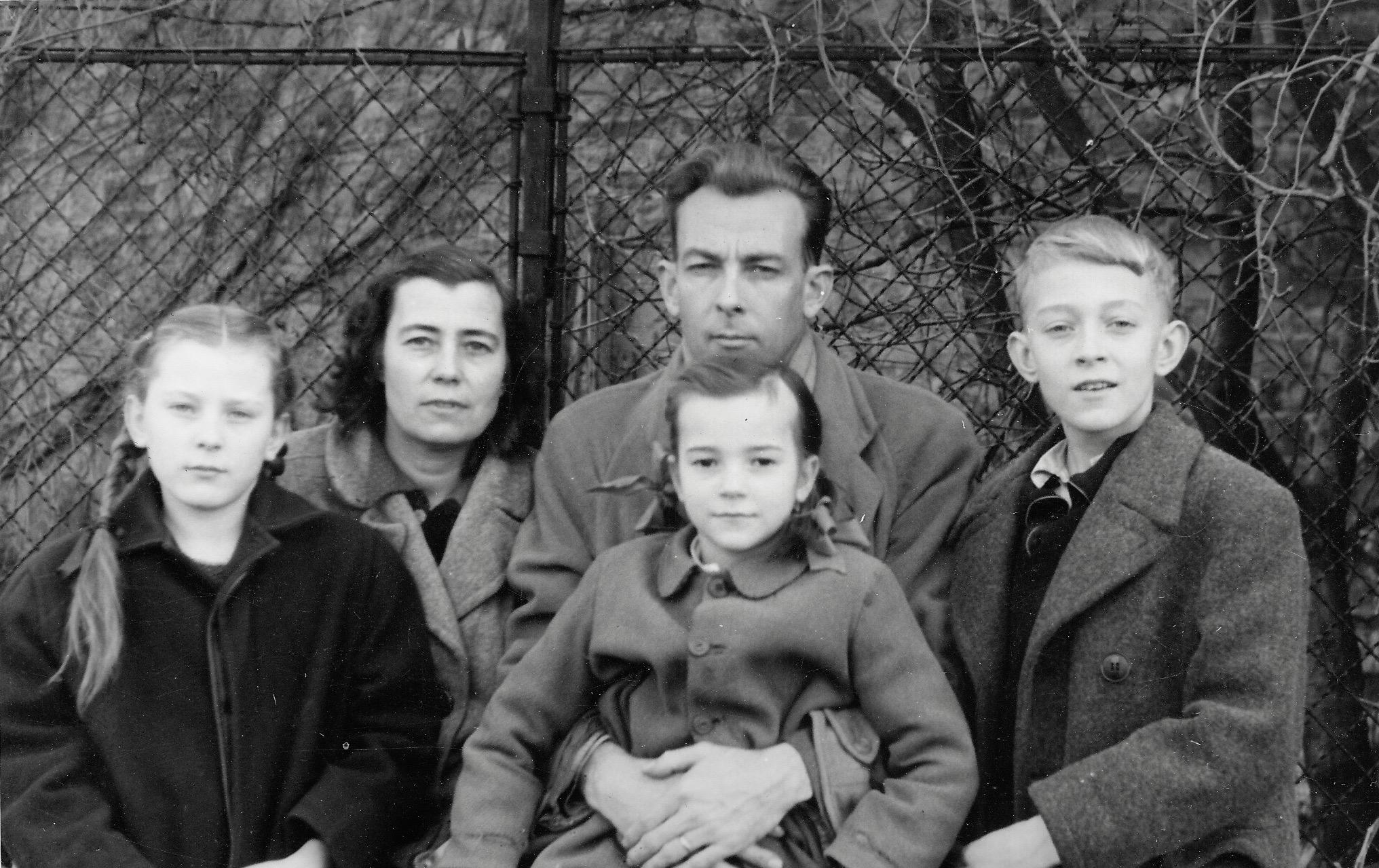 San Sabba, Peckovsky family 29 January 1952