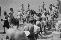 Waiern Summer Camp Picnic at Flatchacher Teig Sept. 1949