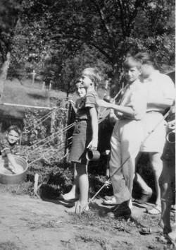 Waiern Summer Camp Sept. 1949
