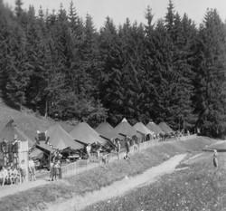Waiern Summer Camp  Sept.1949