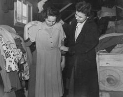 San Sabba clothing store 1950-51