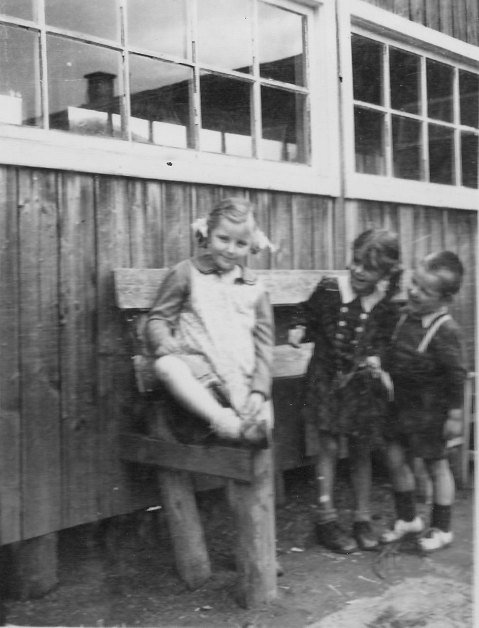 Kapfenberg camp 1949