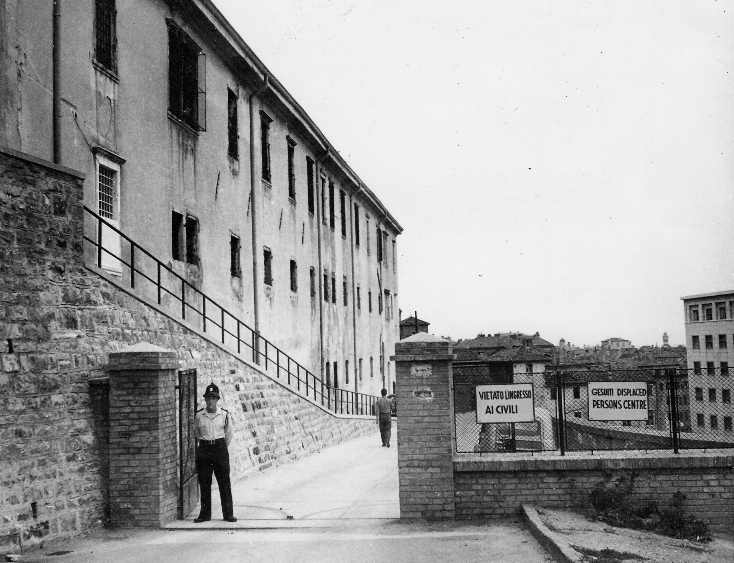 Gesuiti Displaced Persons Camp 1950-51