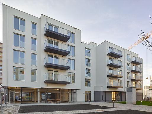 Bloch-Bauer-Promenade 21/Sissy-Löwinger-Weg 3, 1100 Wien - Sonnwendviertel/Hauptbahnhof BPL C.18.B