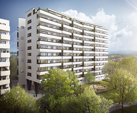 Zelda-Kaplan-Weg 6, 1100 Wien - Biotope City Wienerberg BPL 10