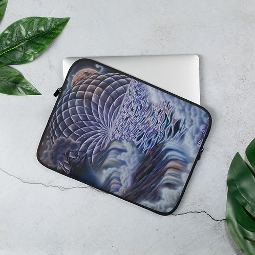 """Diamond Skies"" Laptop Sleeve"