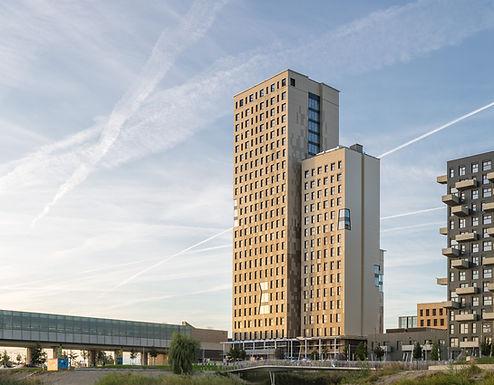 Janis-Joplin-Promenade 24+26, 1220 Wien  - Aspern Seestadt - Holzhochhaus
