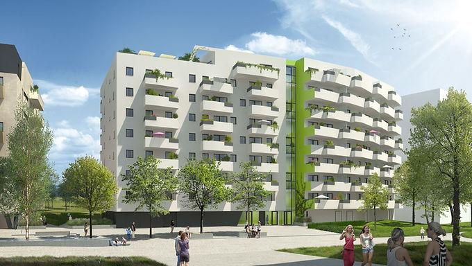 Zelda-Kaplan-Weg 8, 1100 Wien - Biotope City Wienerberg BPL 11/12