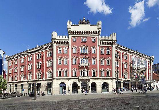 Palladium Prag,  Náměstí Republiky 1078/1, 110 00 Petrská čtvrť, Czechia