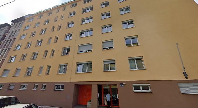 Angeligasse 61-63, 1100 Wien