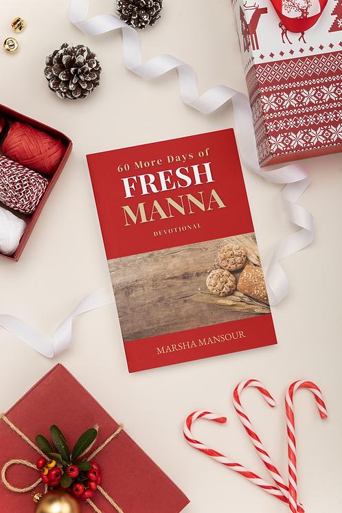 60 More Days of Fresh Manna