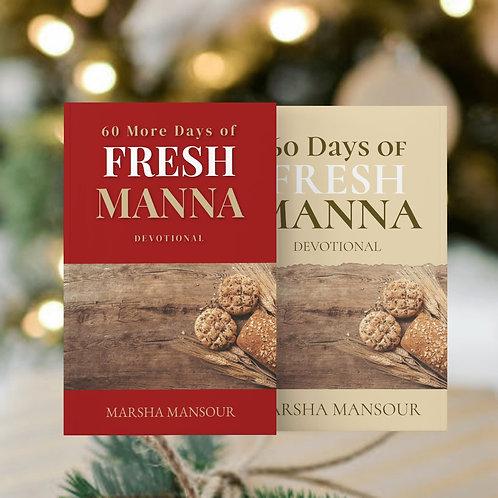 Fresh Manna 2 Volume Bundle