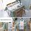 Thumbnail: Tấm trải bàn nhựa chống thấm phong cách Châu Âu