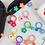 Thumbnail: Móc khóa chuông bông hoa
