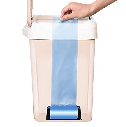 Thùng rác thay túi rác tiện lợi