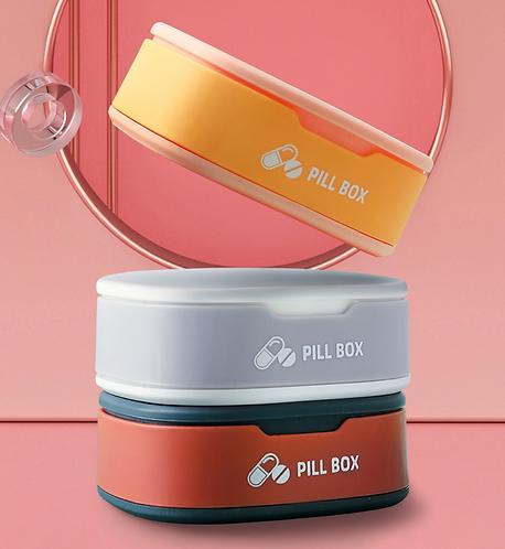 Hộp thuốc mini pill box