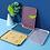 Thumbnail: Khay nhựa 2 lớp chống tràn nước