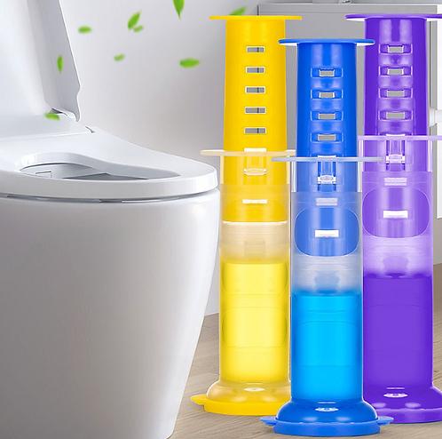Ống bơm gel khử mùi bồn cầu - VS001-002