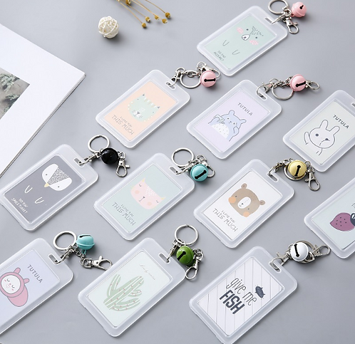 Móc khóa đựng thẻ/bảng tên - M026-030