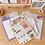 Thumbnail: Tập giấy ghi chú kế hoạch baby bunny