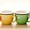 Thumbnail: Tách gốm sứ nhỏ xinh họa tiết breakfast