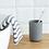Thumbnail: Ly nhựa minimalist kèm móc treo - LN005-007