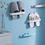 Thumbnail: Móc phơi giày dép/ treo đồ dùng tiện lợi - M044-046