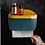 Thumbnail: Hộp đựng giấy vệ sinh tiện lợi size nhỏ