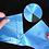 Thumbnail: Bộ 5 cuộn túi rác 45*50 (150 túi/ 5 cuộn) - BR022-026