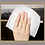 Thumbnail: Cuộn khăn lau vải không dệt tiện dụng - 000451