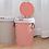 Thumbnail: Thùng rác có nắp & quai xách - TR014-017