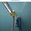 Thumbnail: Đế treo vòi nước dán tường