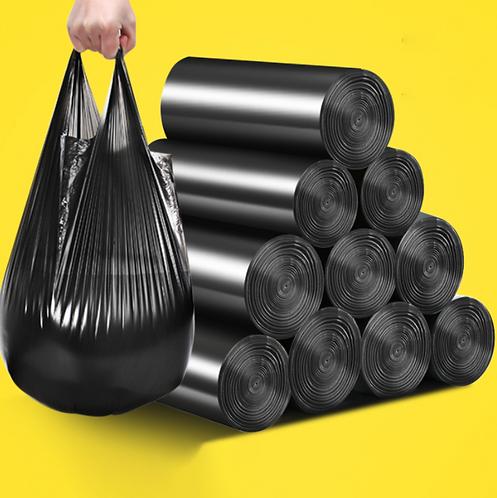 Cuộn 20 túi rác có quai