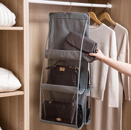 Túi có móc treo đựng đồ dùng/ túi xách chống bụi - GD003-004
