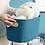 Thumbnail: Giỏ nhựa đựng đồ basic