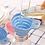 Thumbnail: Phễu nhựa mềm mini gấp gọn - NB071-072