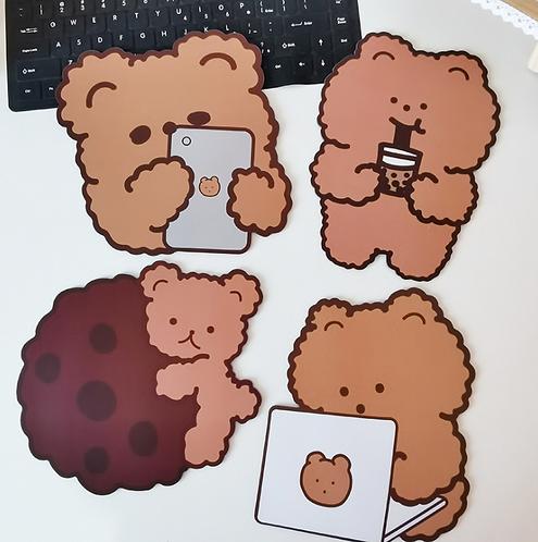 Lót chuột gấu (nhiều mẫu)