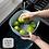 Thumbnail: Rổ nhựa vuông 2 lớp lọc nước - NB055-056