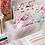 Thumbnail: Hộp đựng bút nhựa trắng [tặng kèm sticker dán] - 000411