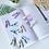 Thumbnail: Bộ 16 kẹp nhựa phơi đồ 4 màu - M043