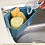 Thumbnail: Rổ nhựa lọc nước treo bồn rửa chén