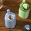Thumbnail: Hủ đựng tăm nhựa lúa mạch có nút bấm
