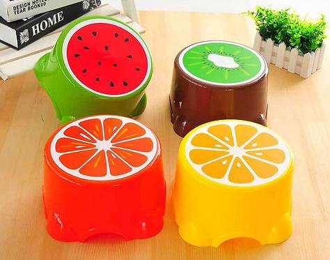 Ghế nhựa hình trái cây - GN001-006