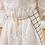 Thumbnail: Tạp dề vải lanh caro - NB002-004