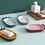 Thumbnail: Khay đựng bánh xà phồng trái dứa - H018-021