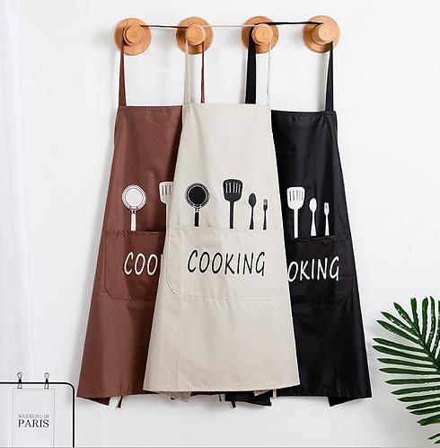 Tạp dề cooking chống thấm nước - NB007-008